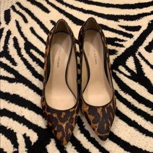 Antonio Melani calf hair heels